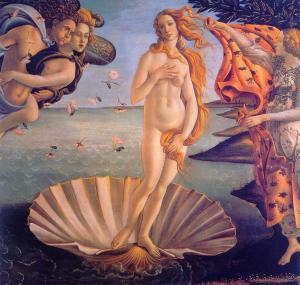 Aphrodite by Botticelli