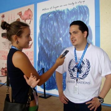 Laila Helena International Climate Champion
