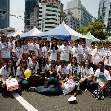 International Climate Champions Kobe Japan