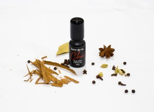 Chai Perfume Organics Love and Co