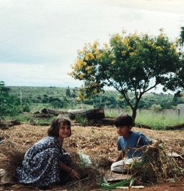 Permaculture Kid Organics Love and Co